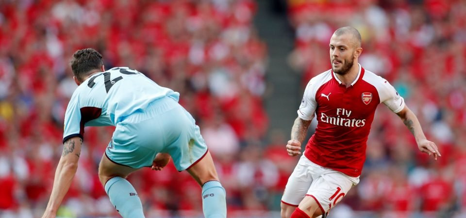 Jack Wilshere has plenty more to offer Arsenal