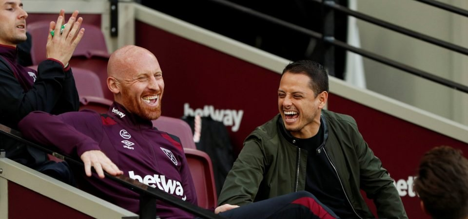 West Ham fans excited to see Javier Hernandez under Manuel Pellegrini