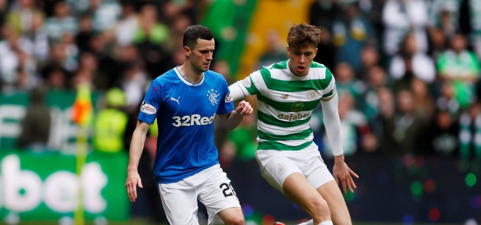 Jamie Murphy posts gym video during injury recovery, Rangers fans react