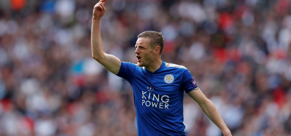 Jamie Vardy proved against Tottenham why Everton must sign him this summer