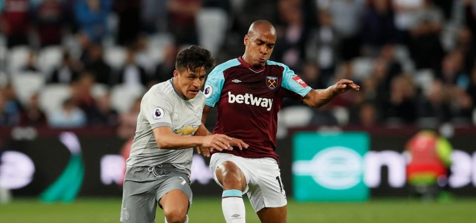 West Ham fans react as Inter Milan want to discuss £26m Joao Mario deal
