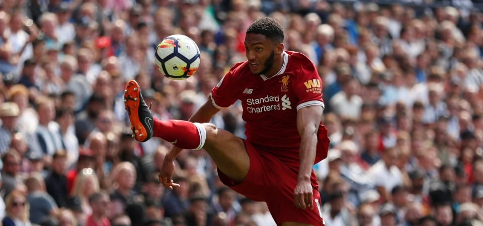 Liverpool fans want Gomez to nail down CB spot