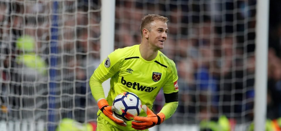 Manchester United move for Joe Hart wouldn't make much sense