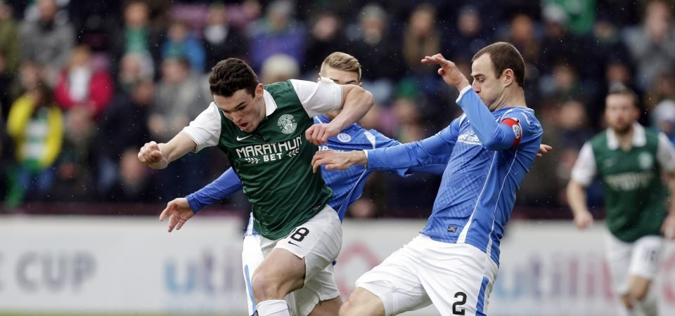 Hot-headed John McGinn would be perfect fit for Sunderland if they fork out the cash