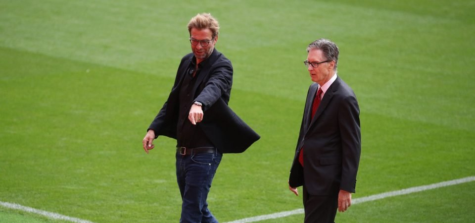 Liverpool fans praise FSG as club reports record profits
