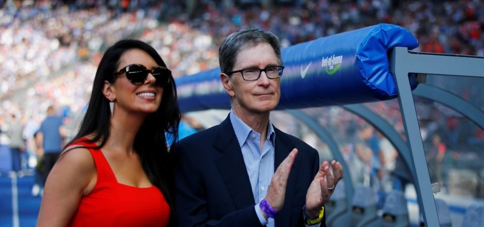 Liverpool owner John W Henry reaches another summit