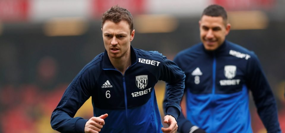 Evans is not the centre-back Arsenal need this summer