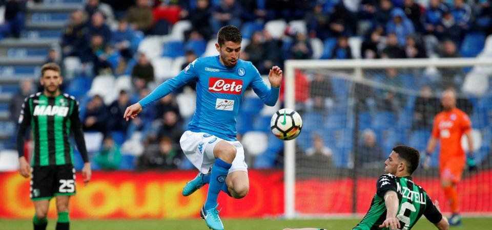 Swooping in to land £53m Jorginho would allow Chelsea to offload flop Bakayoko