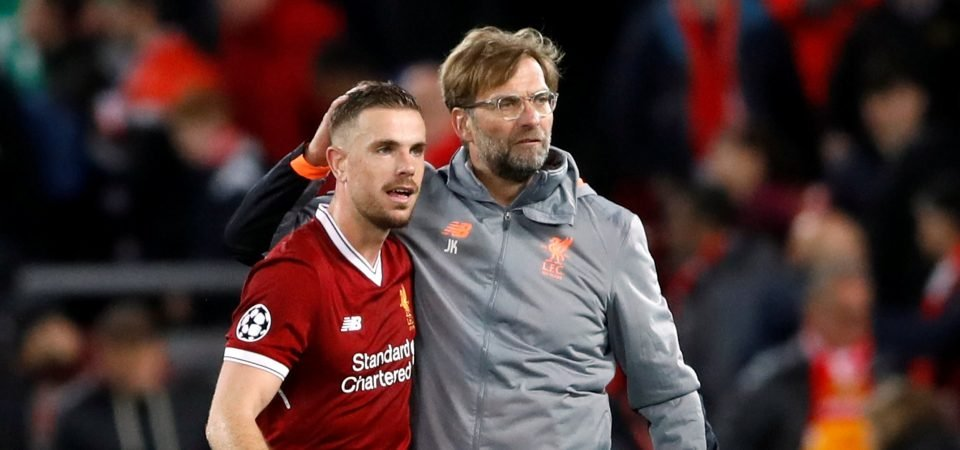 Liverpool fans question future of Henderson amid fresh midfield arrivals