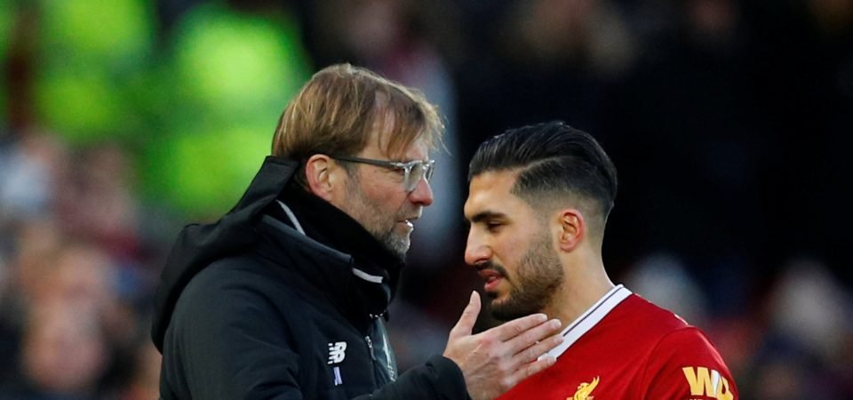 Liverpool fans hit out at Emre Can as midfielder speaks out following exit