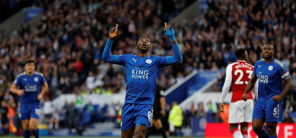 Leicester need to start using their fringe players more