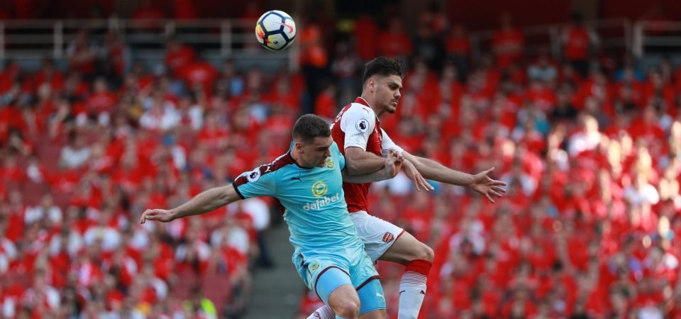 Arsenal fans are hopeful about Konstantinos Mavropanos' future at the club