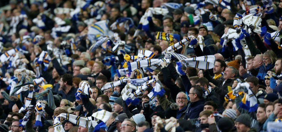 Leeds fans tip Rey for bright future