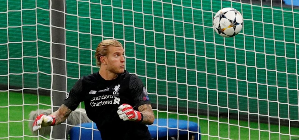 Liverpool fans show plenty of support to Karius as he returns for pre-season