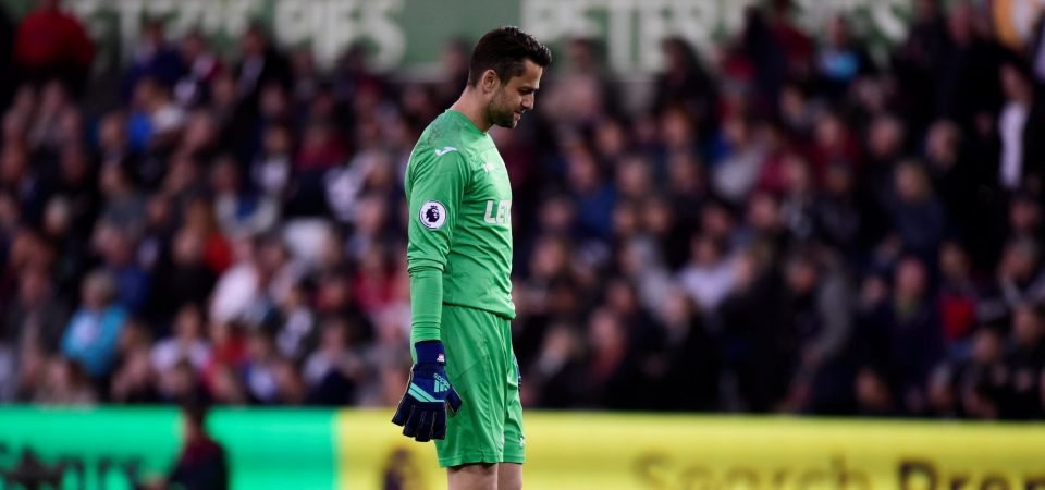 Arsenal fans want club to re-sign Lukasz Fabianski this summer