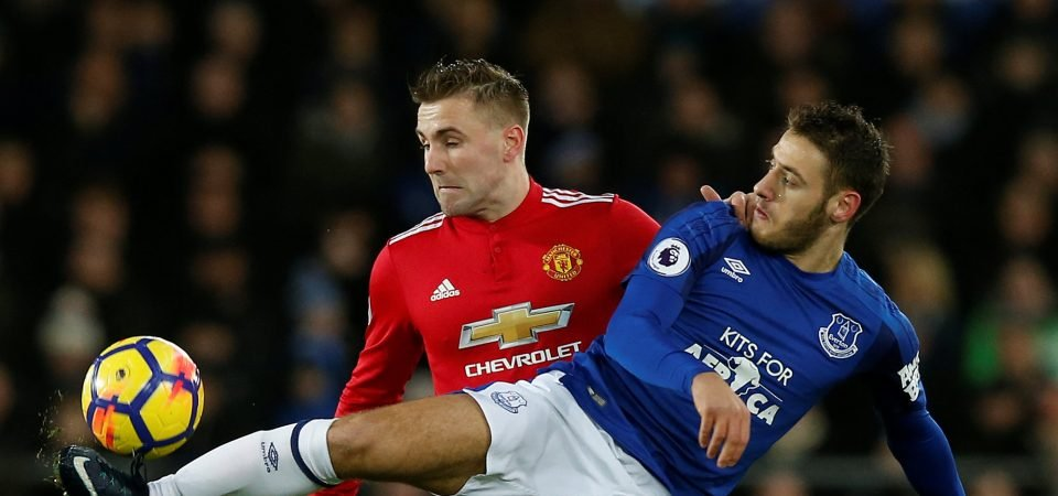 Luke Shaw could have benefited from Mauricio Pochettino's guidance