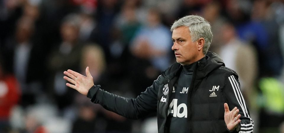 Revealed: The four players that United fans want to see Mourinho sign this summer