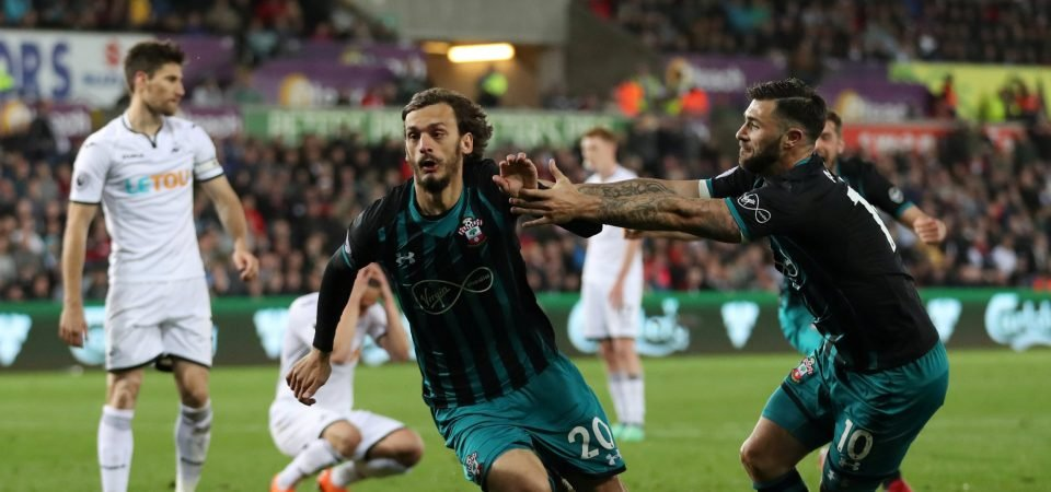 Potential consequences: Southampton selling Manolo Gabbiadini