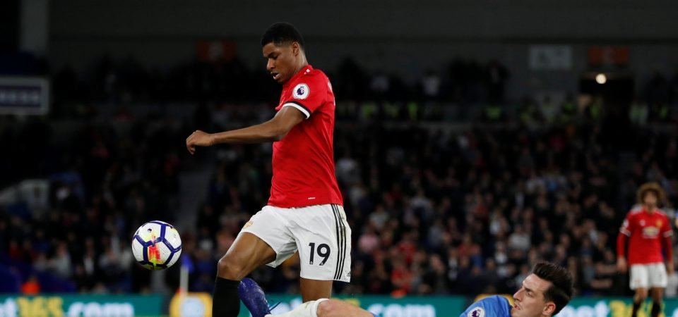 Manchester United fans discuss Rashford's future after poor Friday display