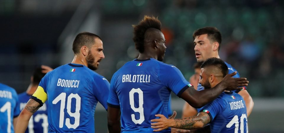 Mario Balotelli proves on Italy return that he would be perfect for West Ham
