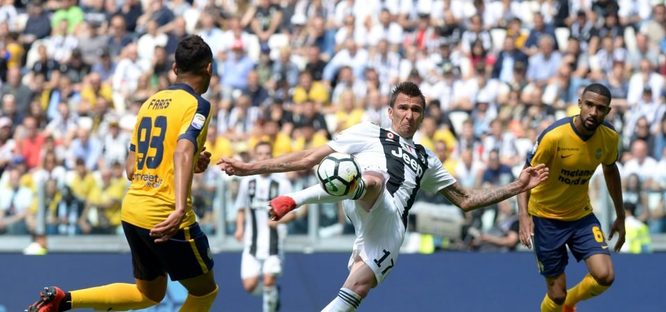Man United fans react as club is linked with Mario Mandzukic move