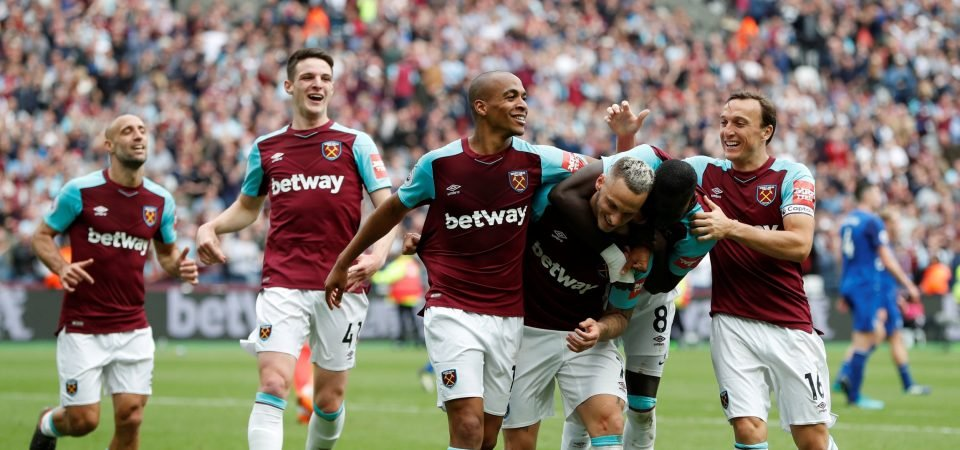 Player Ratings: The three outfield players who impressed West Ham fans most vs Everton