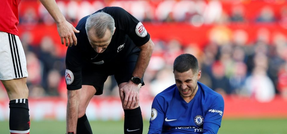 Ref in Focus: Martin Atkinson offers mixed omens for Chelsea head of Newcastle clash