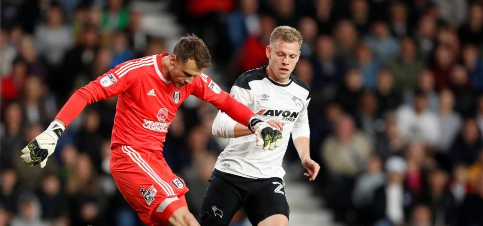 Revealed: Majority of Derby fans don't want Matej Vydra to be dropped vs Fulham