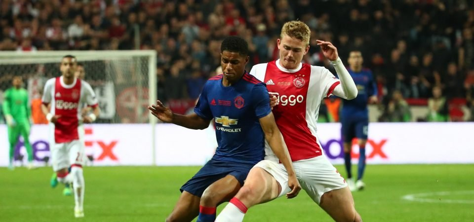 De Ligt's potential could make Spurs fans forget all about Alderweireld