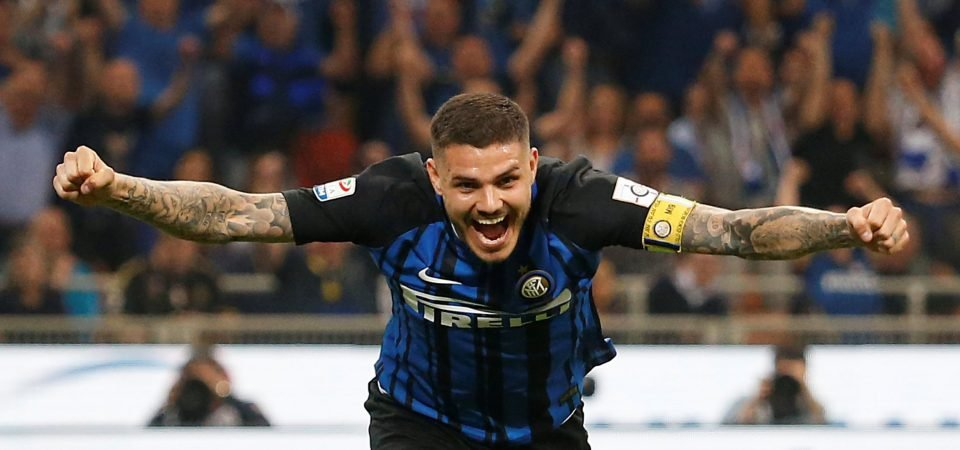 Mauro Icardi is everything Chelsea hoped Morata would be