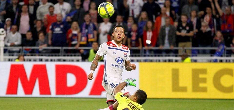 Man United fans urge club to re-sign Memphis Depay after Lyon hat-trick