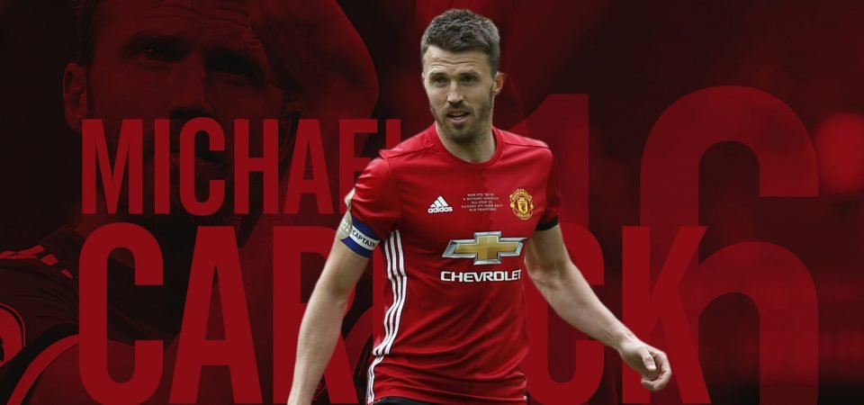 Player Zone: Carrick combined professionalism and poise throughout Man United career