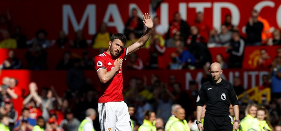 Mourinho tips Michael Carrick to succeed in new role