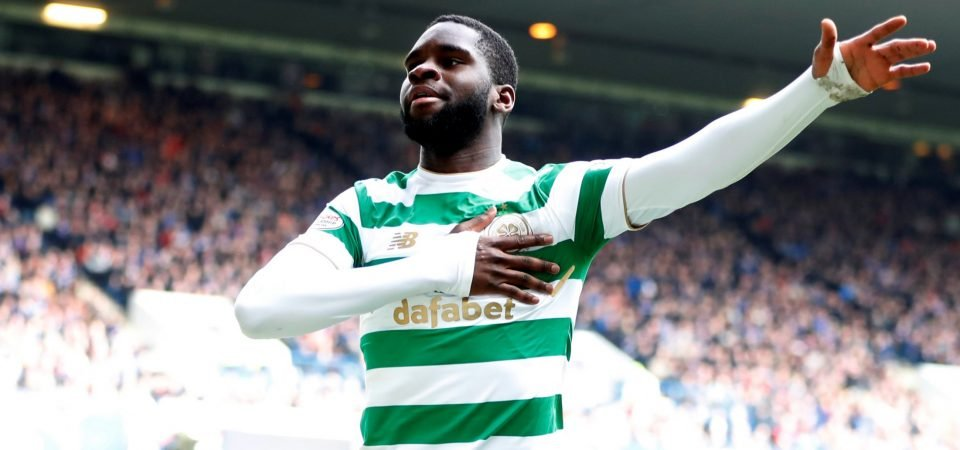Leicester City: Foxes must prioritise Odsonne Edouard over Abraham