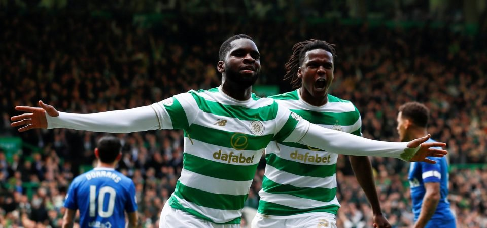 Celtic fans are eager to sign Odsonne Edouard permanently this summer