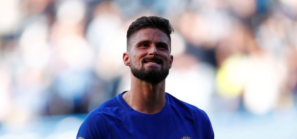 Giroud would make West Ham European contenders