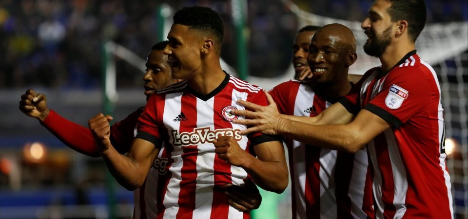 Bournemouth should make a move Brentford star Ollie Watkins in the January Transfer Window
