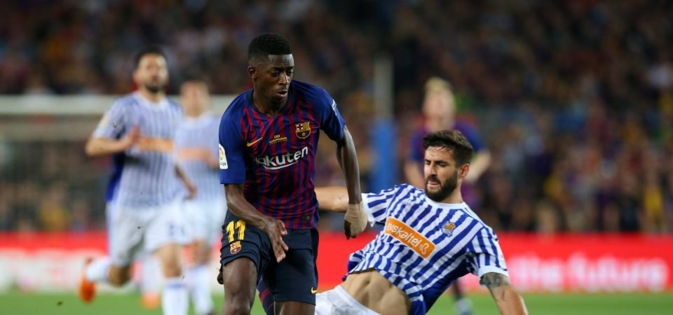 Arsenal signing Ousmane Dembele would surely be one of the biggest ever transfer shocks