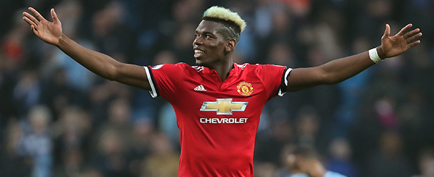 Pogba gives three Manchester City players a big compliment, City fans react