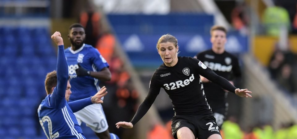 Leeds forward Pawel Cibicki potentially exiting another reason Victor Orta should go