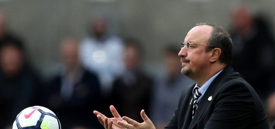 Newcastle fans rage at Benitez's transfer comments