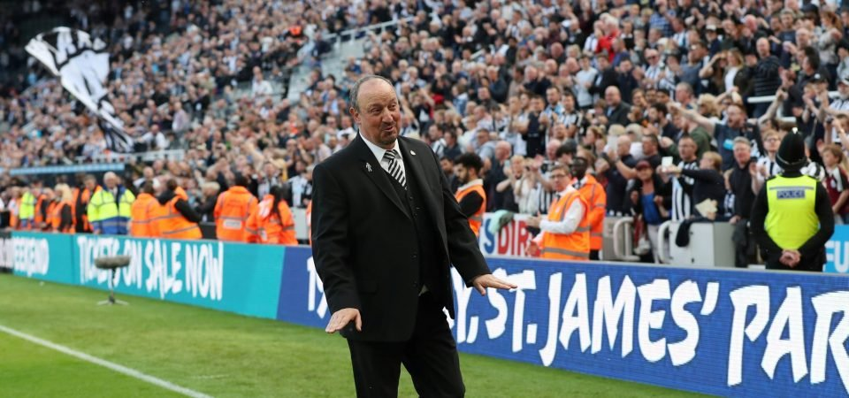 Three marquee signings Mike Ashley must reward Rafa Benitez with this summer