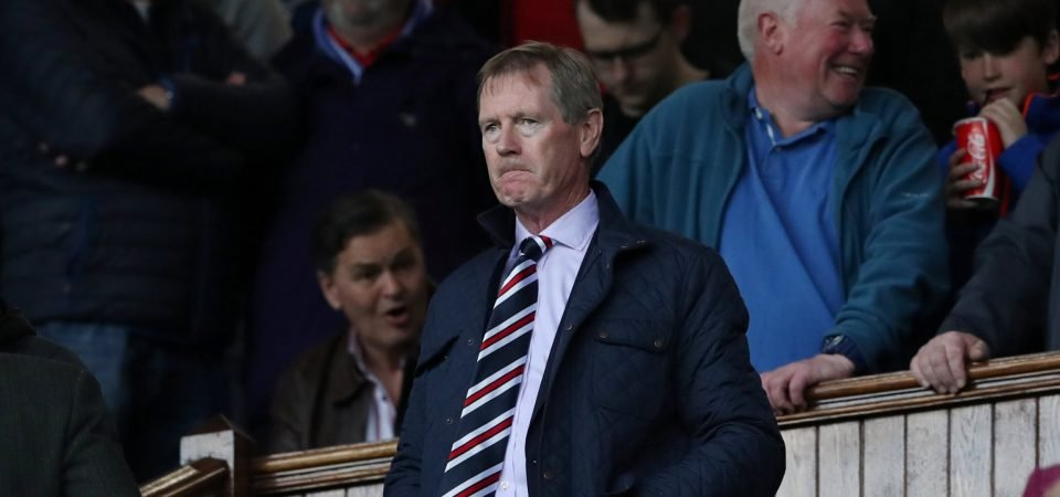 Celtic fans slam Rangers chairman Dave King for latest statement