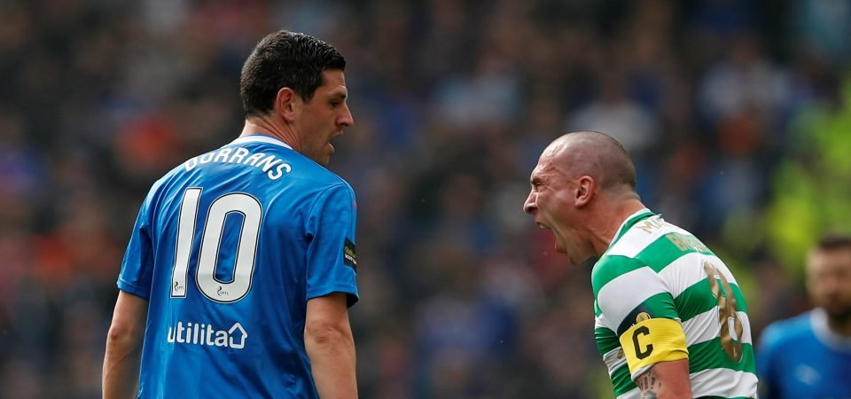 These Rangers fans are fuming with Graham Dorrans' latest setback