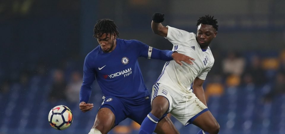 Chelsea stars new and old respond to Reece James' injury update