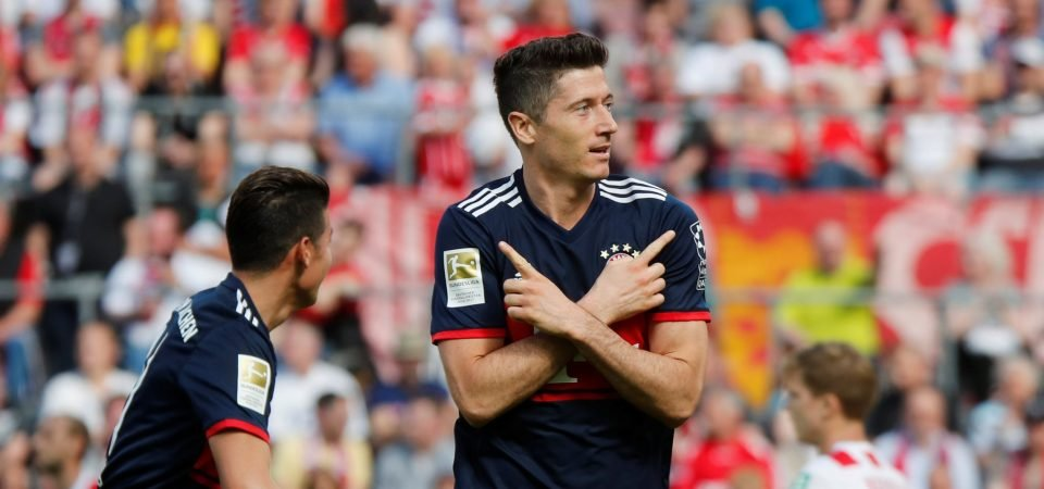 Chelsea fans react as Real Madrid reportedly pull out of Robert Lewandowski race