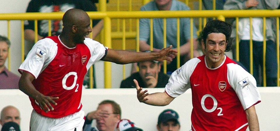 Arsenal fans react as Pires backs ex-captain Vieira to manage new look side