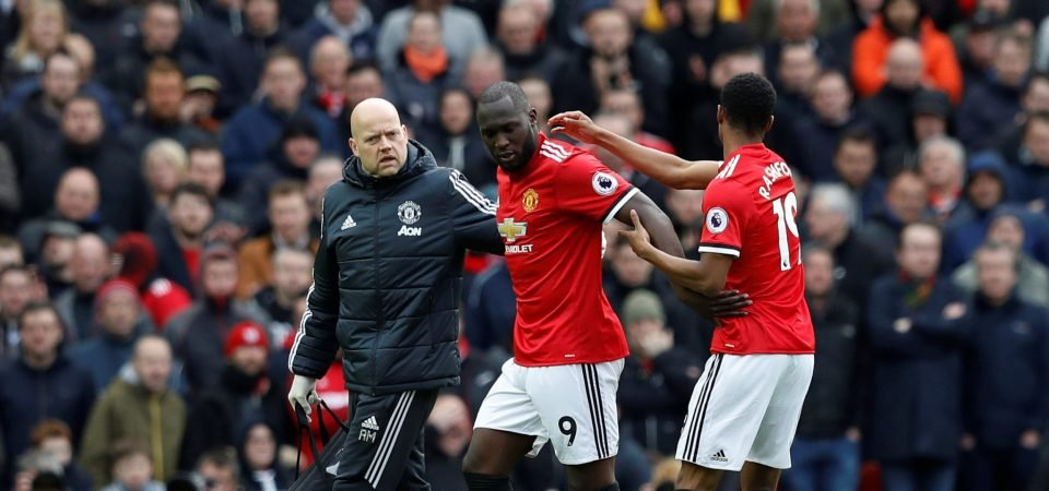 West Ham fans react as Romelu Lukaku looks set to miss out for Man United