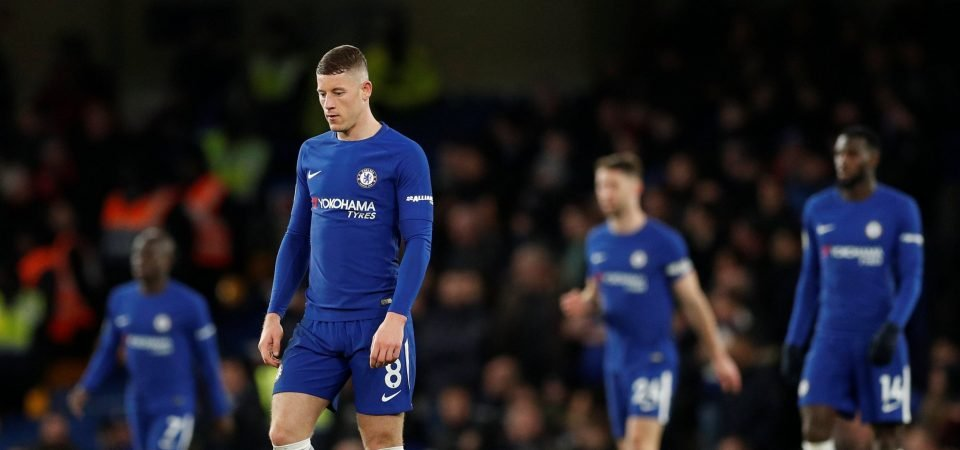 Ross Barkley needs regular football whether it comes at Stamford Bridge or not