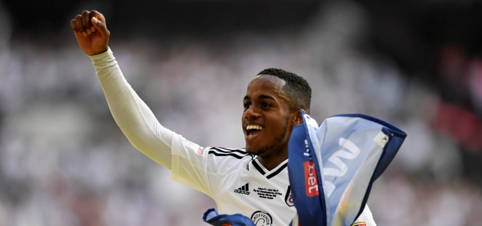 Liverpool fans want to sign Ryan Sessegnon after his play-off performance